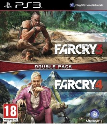 Far Cry 3 + Far Cry 4 Collection [PS3]